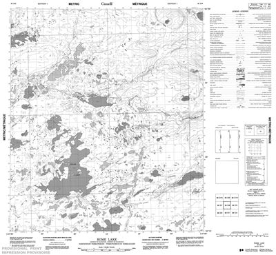 Topographic Map Of Rome.086d08 Rome Lake Topographic Map