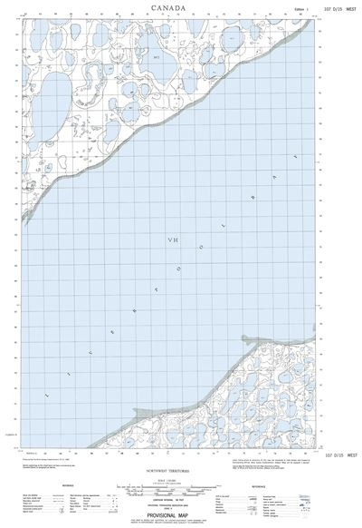 Cliff Topographic Map.107d15w Cliff Point Topographic Map